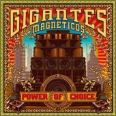 Gigantes Magneticos 'Power Of Choice'  LP + mp3
