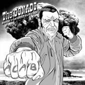 Gonads 'Built For Destruction'  CD