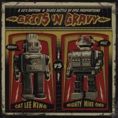Grits N' Gravy 'Cat Lee King Vs. Mighty Mike OMB'  CD