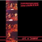 "Hotknives 'Live 'N' Skankin'  LP+12"""