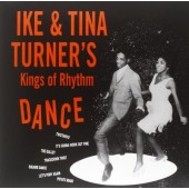 Turner, Ike & Tina 'Kings Of Rhythm Dance'  LP