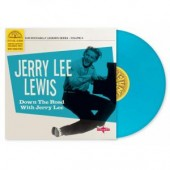 "Lewis, Jerry Lee 'Down The Road With Jerry Lee – Sun Rockabilly Legends' 10"" LP"