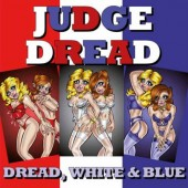 Judge Dread 'Dread, White & Blue'  LP