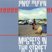 Junior Murvin 'Muggers In The Street'  LP