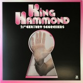 King Hammond '21st Century Scorchers – The 'Skinhead Album'  LP