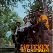 Kingstonians 'Sufferer' LP 180g vinyl