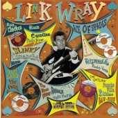 Wray, Link 'Ace Of Spades'  LP + CD