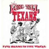 Long Tall Texans 'Five Beans In The Wheel' 2-LP ltd. red vinyl