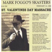 Mark Foggo's Skasters 'St. Valentines Day Massacre'  LP + 7""