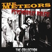 Meteors 'Psychobilly Rules – The Collection'  2-LP