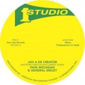 """Michigan & Smiley 'Jah A De Creator' + Brentford Disco Set 'Rebel Disco'  12"""""""