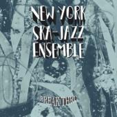 New York Ska-Jazz Ensemble 'Break Thru'  LP