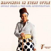 Willis, Nicole & The Soul Investigators 'Happiness In Every Style'  LP + mp3