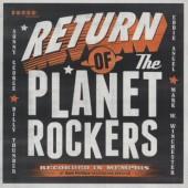 Planet Rockers 'Return Of The Planet Rockers'  CD
