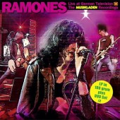 Ramones 'Live At German Television – The 1978 Musikladen Recordings'  LP