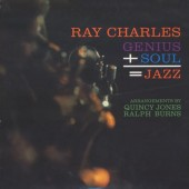Charles, Ray 'Genius + Soul = Jazz'  LP