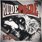 Rude Pride 'Take It As It Comes'  LP