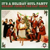 Jones, Sharon & The Dap-Kings 'It's A Holiday Soul Party'  LP + mp3