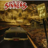 Sick Sick Sinners 'Road Of Sin'  LP