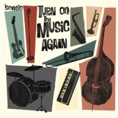 Soweto 'Turn On The Music Again'  LP+CD
