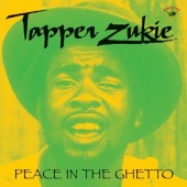Tapper Zukie 'Peace In The Ghetto'  CD