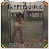 Tapper Zukie 'The Man From Bozrah'  LP