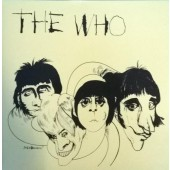 Who 'The Who (2nd Album 1967)'  LP