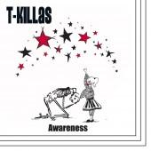 T-Killas 'Awareness' LP+mp3 ltd. red vinyl