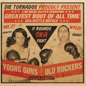 Tornados 'Young Guns Against Old Rockers'  LP