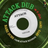 V.A. 'Attack Dub'  LP