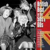 V.A. 'British Beat In The 50s & 60s '  LP