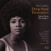 V.A. 'Dave Godin's Deep Soul Treasures'  LP