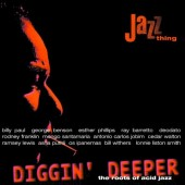 V.A. 'Diggin' Deeper Vol.1 - The Roots Of Acid Jazz'  2-LP