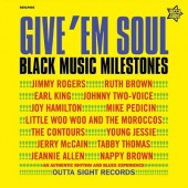 V.A. 'Give 'Em Soul Vol. 2 – Yellow Edition'  LP
