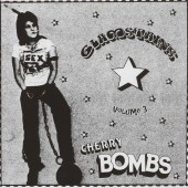 V.A. 'Glamstains Across Europe Vol.3 – Cherry Bombs'  LP