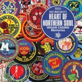 V.A. 'Heart Of Northern Soul - Wigan Casino Memories'  LP