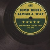 V.A. 'Jump Blues Jamaica Way' 2-LP