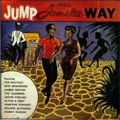V.A. 'Jump Jamaica Way'  jamaica LP  back in stock!