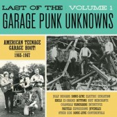 V.A. 'Last Of The Garage Punk Unknowns Vol. 1'  LP