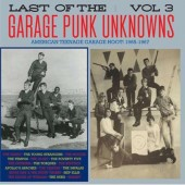 V.A. 'Last Of The Garage Punk Unknowns Vol. 3'  LP