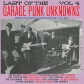 V.A. 'Last Of The Garage Punk Unknowns Vol. 4'  LP