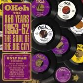 V.A. 'OKEH The R&B Years 1953-1962'  LP