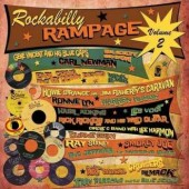 V.A. 'Rockabilly Rampage Vol.2' LP + CD