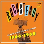 V.A. 'Rocksteady Taking Over Orange Street 1966-1968'  CD