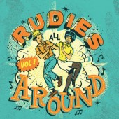 V.A. 'Rudies All Around Vol. 1'  LP