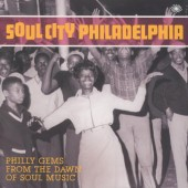 V.A. 'Soul City Philadelphia'  2-LP