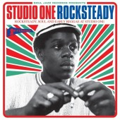 V.A. 'Studio One Rocksteady' 2-LP + mp3