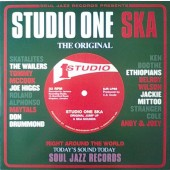 V.A. 'Studio One Ska'  2-LP