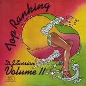V.A. 'Top Ranking DJ Session Vol. 2'  Jamaica LP