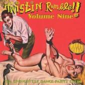 """V.A. """"TWISTIN' RUMBLE Vol. 9"""" LP"""